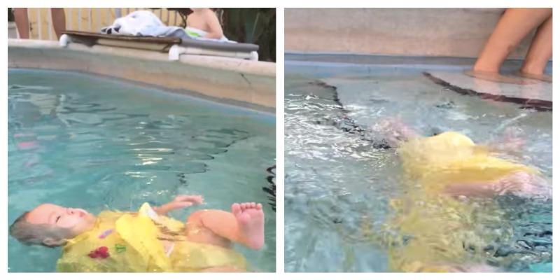 Մայրը հանգիստ նստած հետևում էր թե ինչպես է երեխան խեղդվում լողավազանում. Երբ պարզ դարձավ պատճառը, բոլորը կորցրեցին խոսելու ունակությունը…